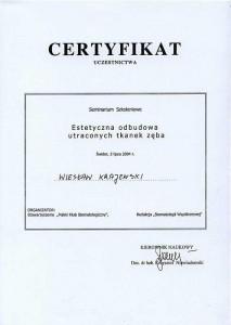 kardent certyfikat 11
