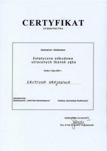 kardent certyfikat 12