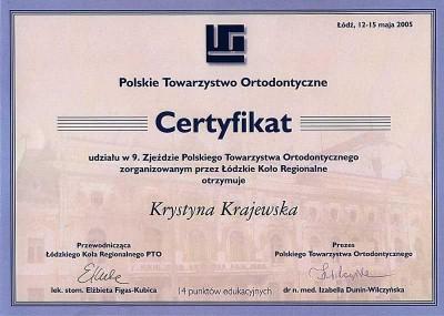kardent certyfikat 15