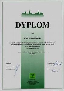kardent certyfikat 18