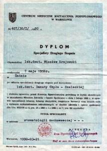 kardent certyfikat 24