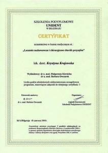 kardent certyfikat 26-1