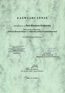 kardent certyfikat 37