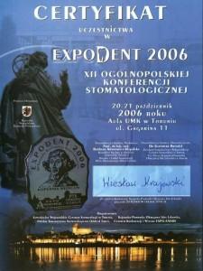 kardent certyfikat 42-1