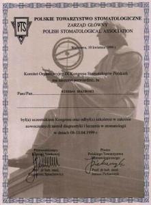 kardent certyfikat 57